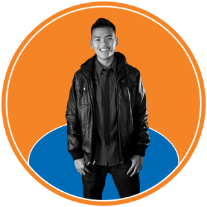 Photo of Ryan Punzalan, editor-in-chief at The Knicks Wall. The Knicks Wall is the number one source of New York Knicks news, Knicks rumors & original analysis. Graphic by Anthony Corbo