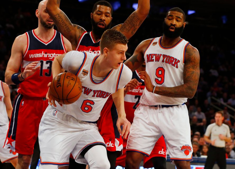 Knicks Look for First Preseason Victory in Final Match Up Against Wizards