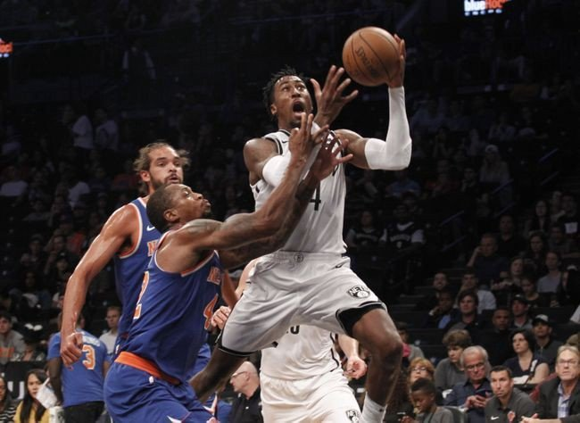 Knicks, Nets Fight for New York Bragging Rights