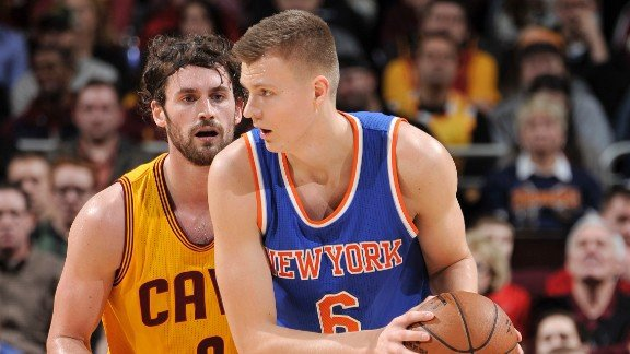 Knicks Head to Cleveland Hoping to Keep Momentum On Their Side