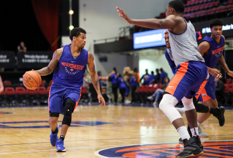 TKW Takes Westchester: Observations From Monday Night's DubKnicks Game