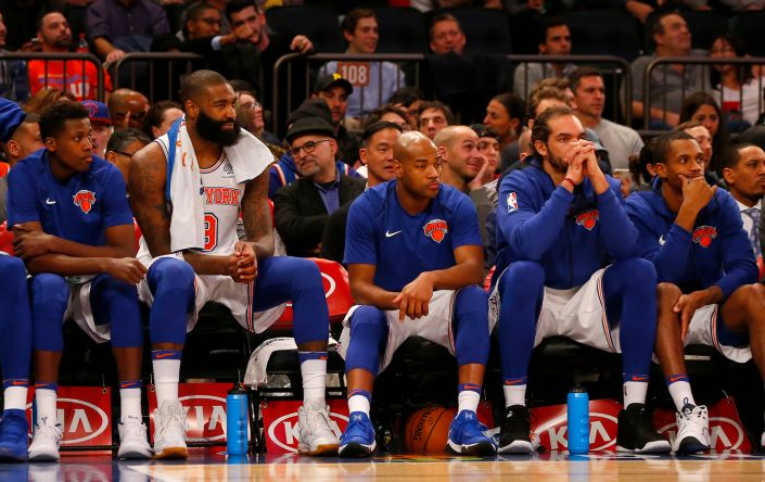 Next Man Up: Casting the Knicks Bench