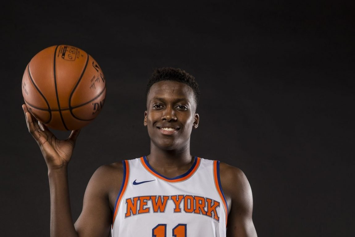 Knicks Film Study: Frank Ntilikina + Damyean Dotson Defense vs Rockets