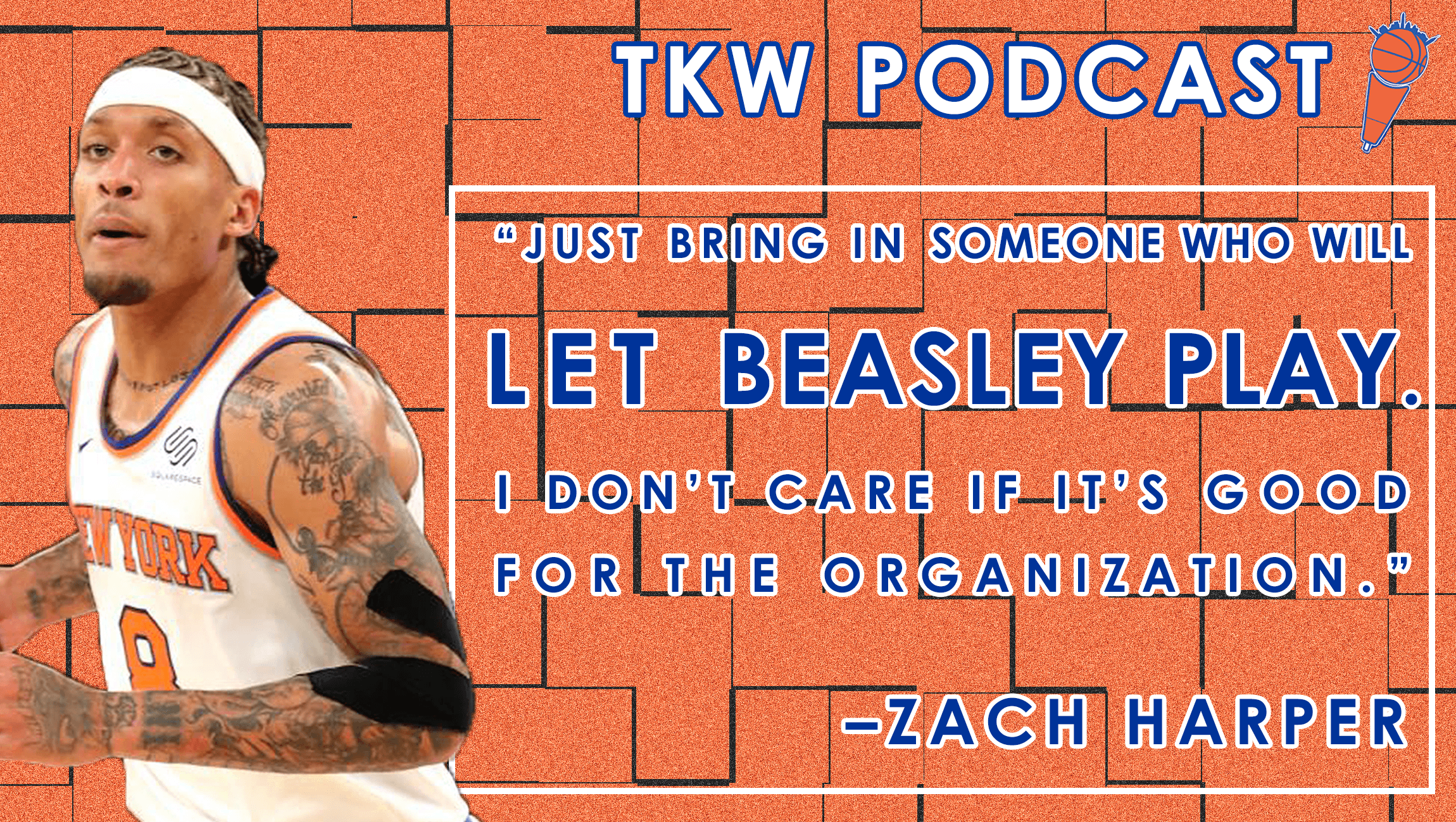 TKW Podcast: Michael Beasley's Margarita Mix feat. Zach Harper