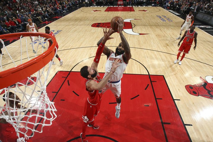 Knicks Road Woes Continue, Lose to Bulls