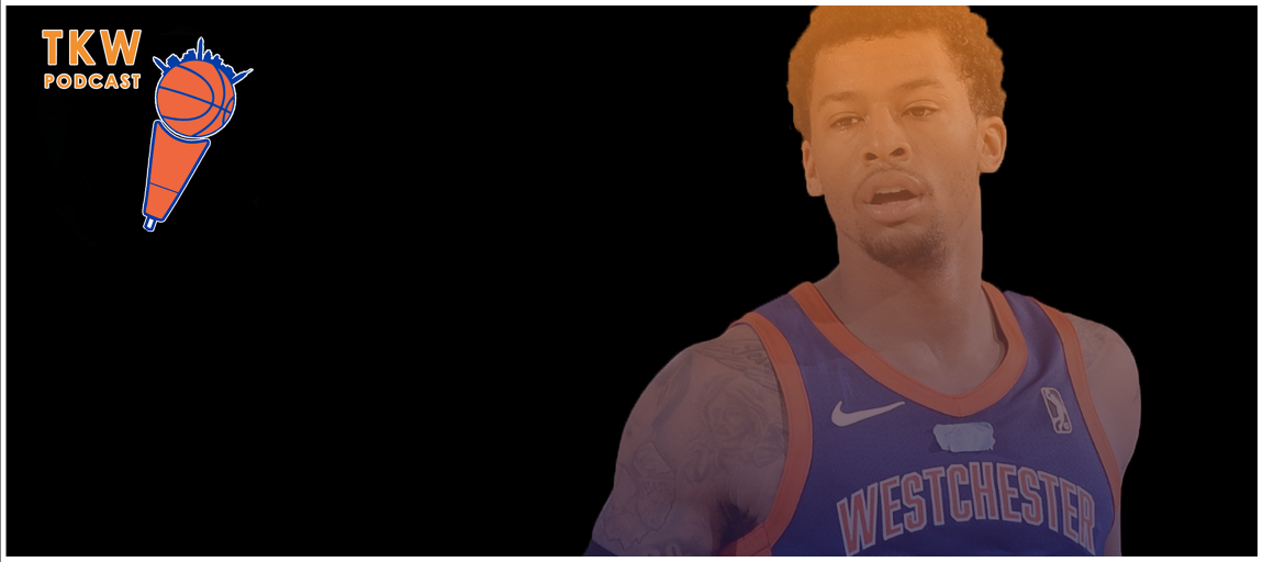 TKW Podcast: Trey Burke Call Up & A Win, Finally