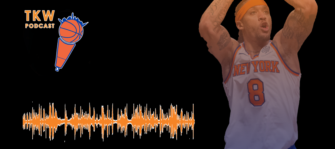 TKW Podcast: Tired Kristaps, Inefficient Beasley, Trades & Playoffs