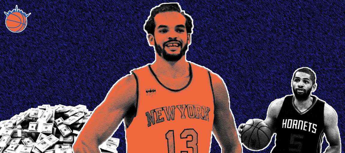 Exploring the Knicks' Options with Joakim Noah