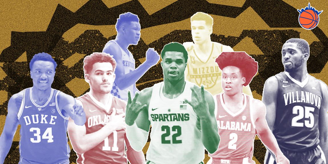 The Knicks Wall 2018 Draft Lottery Board – Fifth Edition