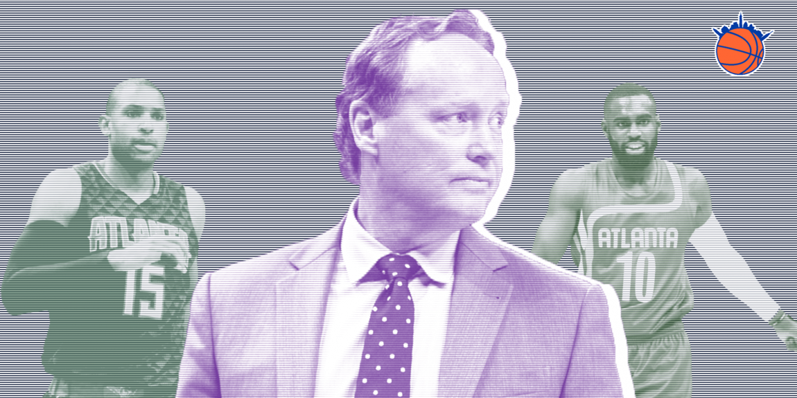 ATL to NYC? Examining Mike Budenholzer's Stint with the Hawks