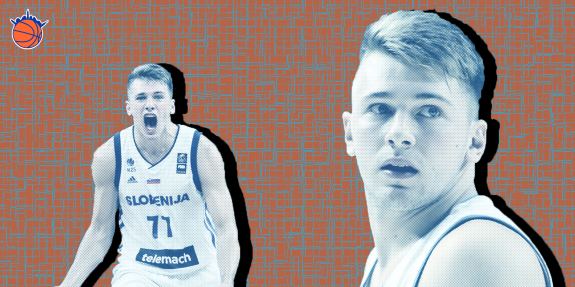 The Unlikely Hero: Dreaming of Doncic