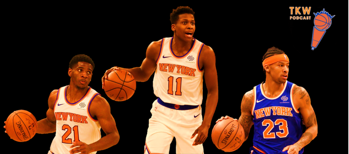 TKW Podcast: Evaluating the Backcourt
