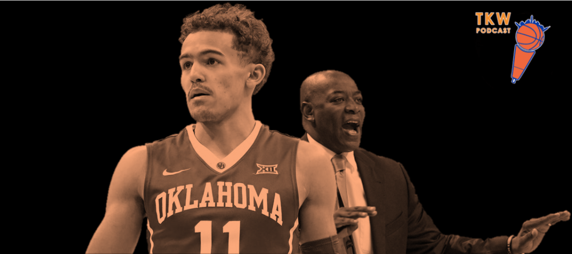 TKW Podcast: Knicksland Housekeeping & Trae Young Breakdown Feat. Seth Oliveras and Nick Scolaro