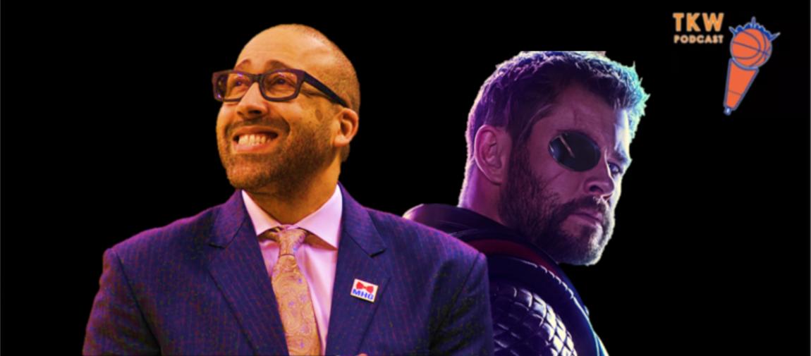 TKW Podcast: David Fizdale Update & Knicks as Avengers