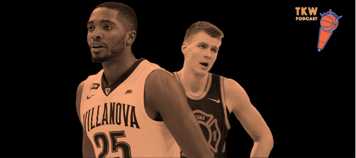 TKW Podcast: The Draft Draws Closer, NBA Finals Chat & Mikal Bridges Palooza feat. Eugene Rapay