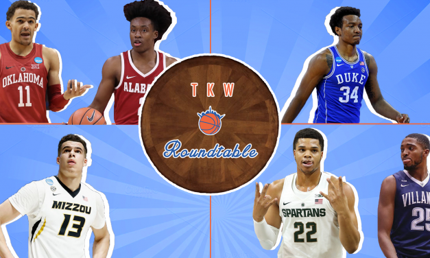 TKW Roundtable: 2018 NBA Draft Final Questions & Answers