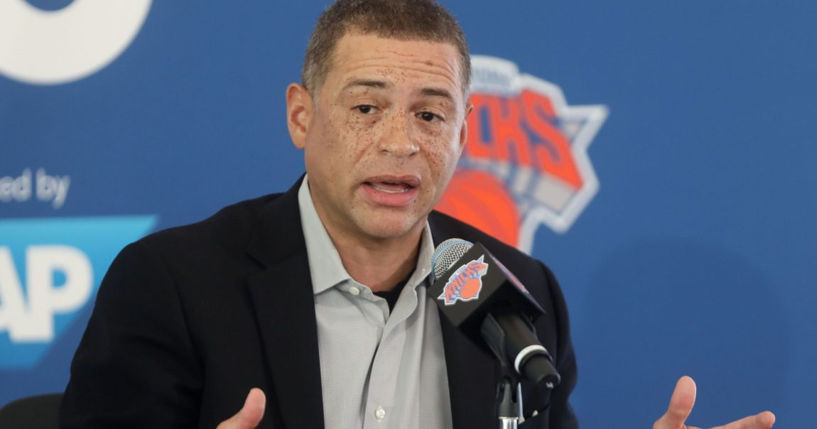 The Scott Perry Effect: Rebranding a Broken Knicks Organization