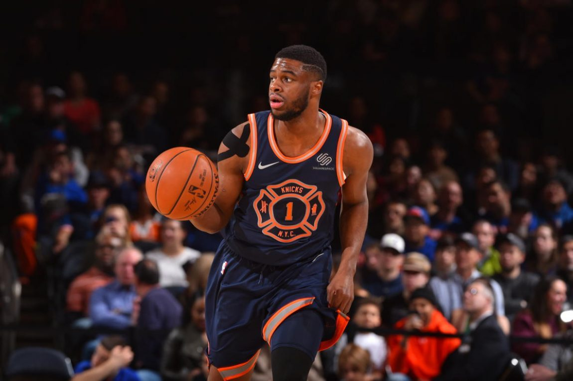 Emmanuel Mudiay's Latent Longevity Question on the Knicks