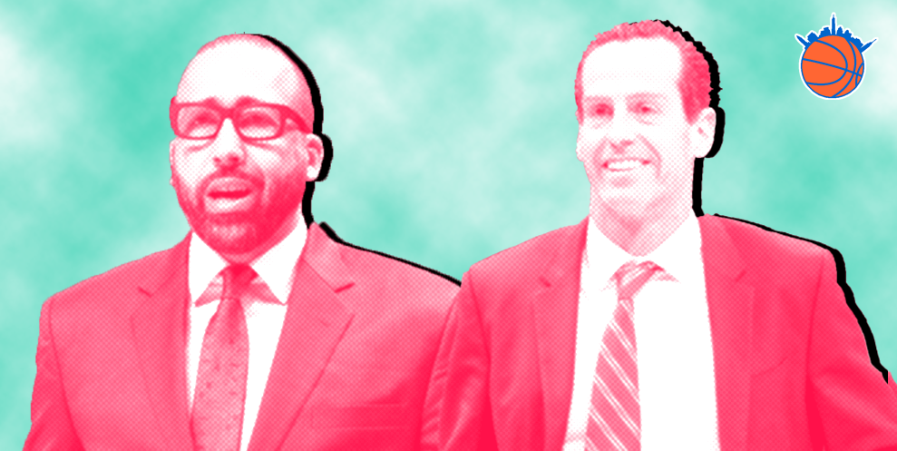 Kenny Atkinson and David Fizdale: How to Measure Success in the First Year of a Rebuild?