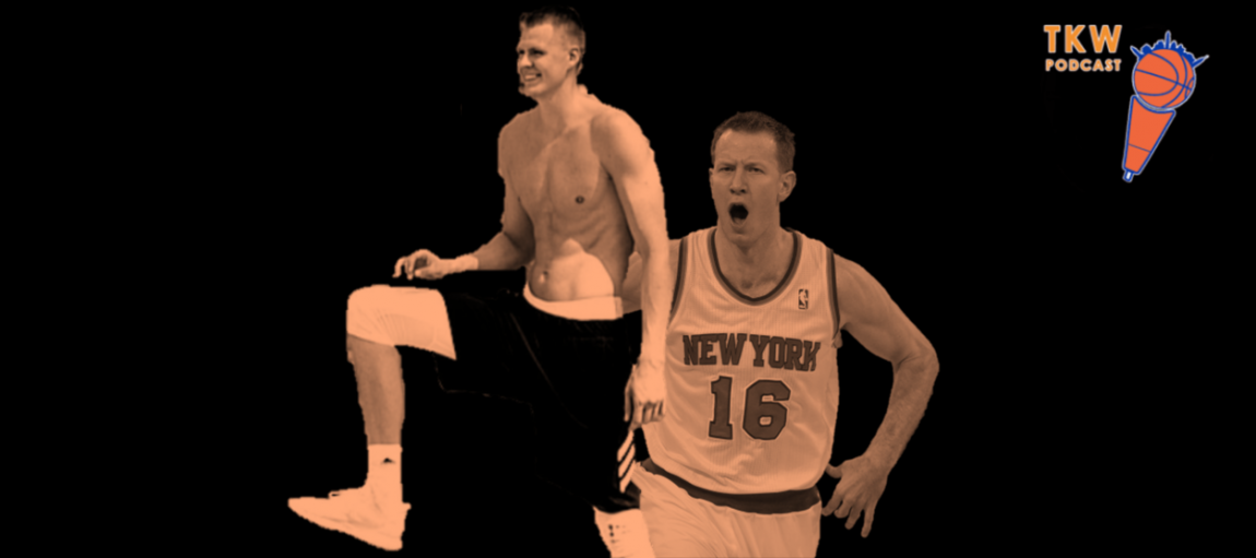 TKW Podcast: All-Time Knicks Jersey Thoughts & Summer Shenanigans