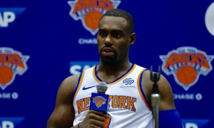 Culture and Leadership Take Shape From Knicks at Media Day