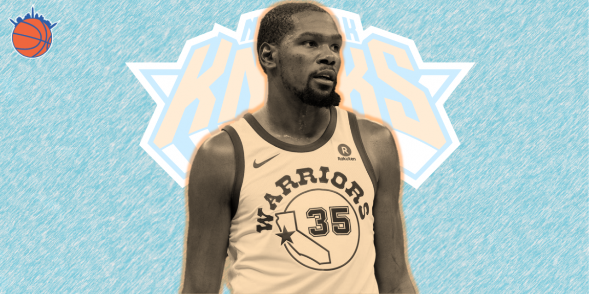 My Next Chapter? Rewriting Kevin Durant's Legacy in a New York Minute