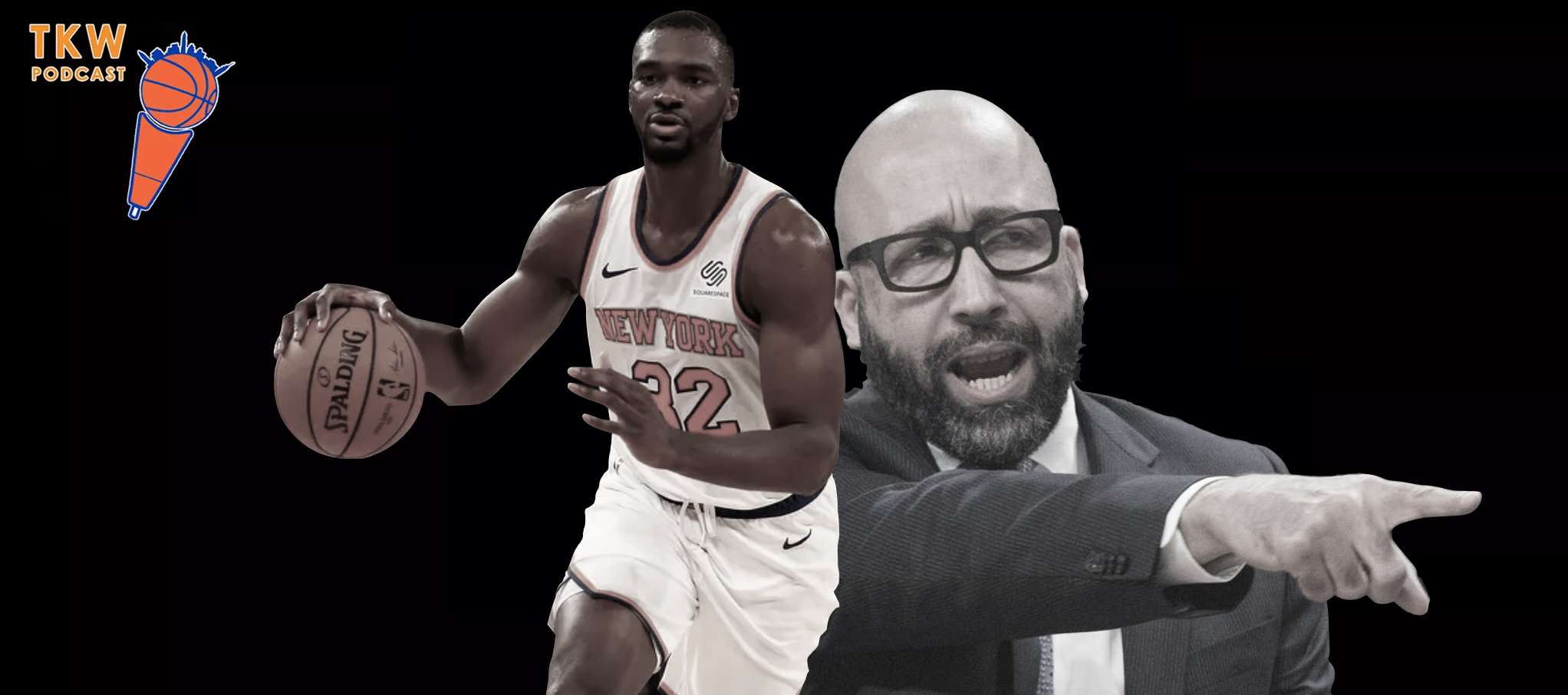 TKW Podcast: Frankie Point Guard, Knicks-Warriors Roundup & Fiz's Lineup Choices