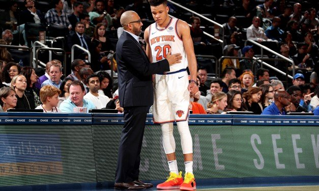 Six Knicks Questions on the Precipice of a New Season