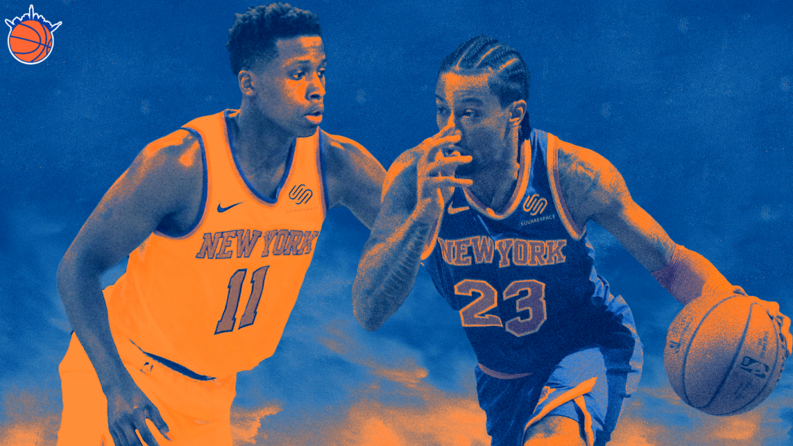 Internal Competition and Contract Years: The Knicks' Burden of Proof