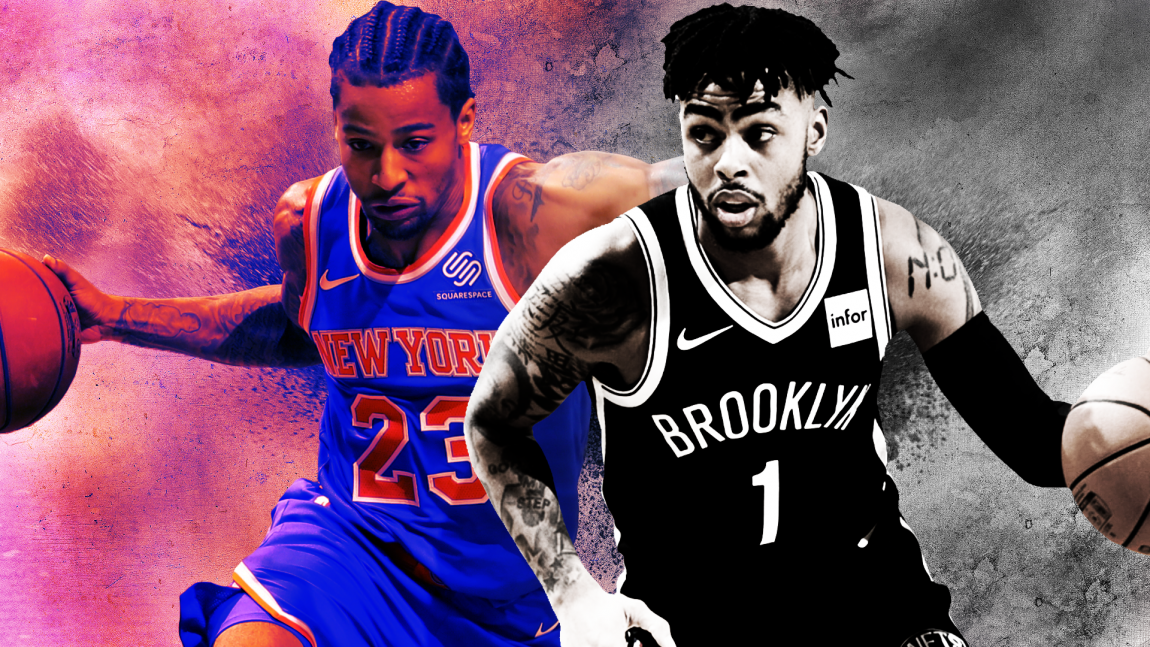 Atlantic Division Preview: Brooklyn Nets' Pesky Young Guns