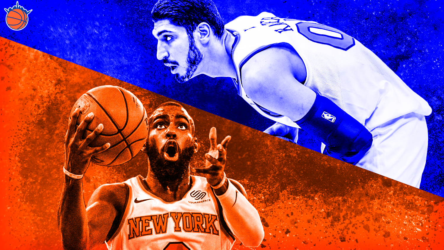 Hardaway Jr. and Kanter Are Trending in Opposite Directions for New York