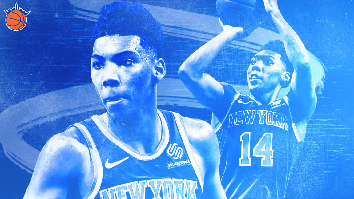 Allonzo Trier Is Pushing Himself into the Rotation Conversation