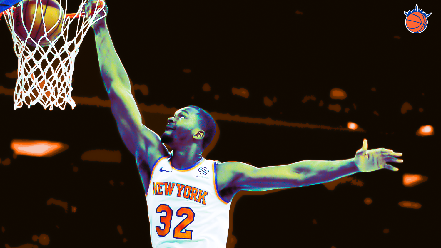 Inspecting Noah Vonleh's Hot Start as a Knick: Positions, Playmaking & Untapped Potential