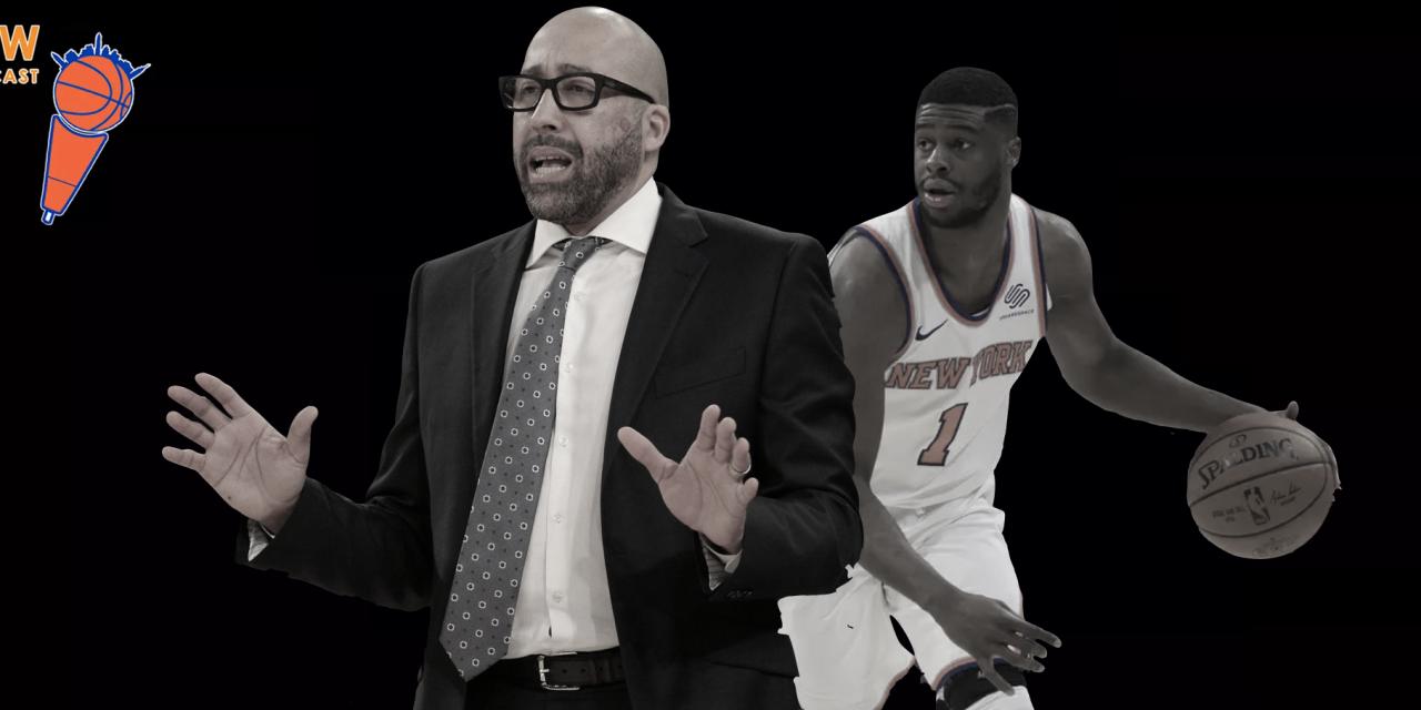 TKW Podcast: The Resurgent Knicks, Mudiay Madness & A Win for Fiz