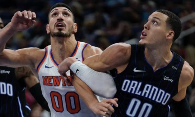 Comeback Fails, Knicks Lose to Magic (Again)