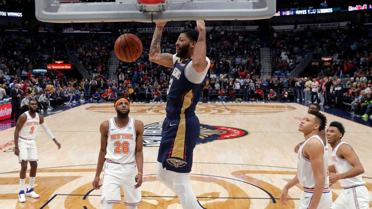 Knicks Can't Hold On in the Big Easy, Lose 129-124