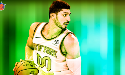 Are We Sure Enes Kanter Is A Good Offensive Player?