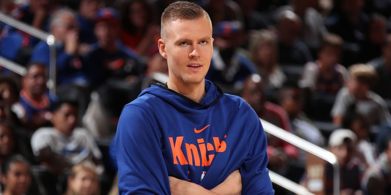 Porzingis's Instagram Response the Latest Star-Management Clash