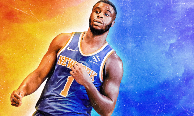 Is This the Real Emmanuel Mudiay?