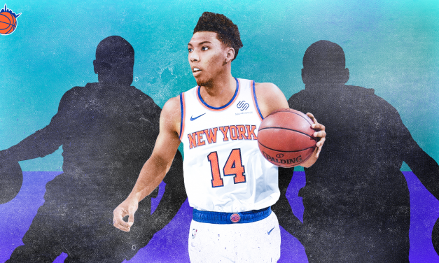 AXED! Who Gets Bumped When Allonzo Trier Signs Full-Time?