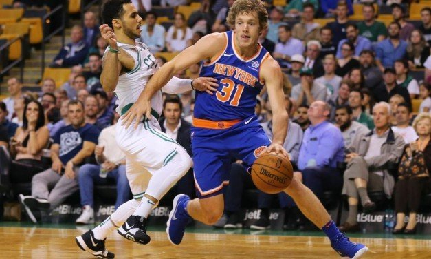 Saying Goodbye to Ron Baker, the Knicks' Indelible Mascot
