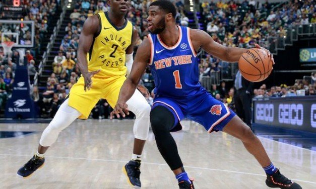 Kanter, Knicks Fall to Streaking Pacers 110-99