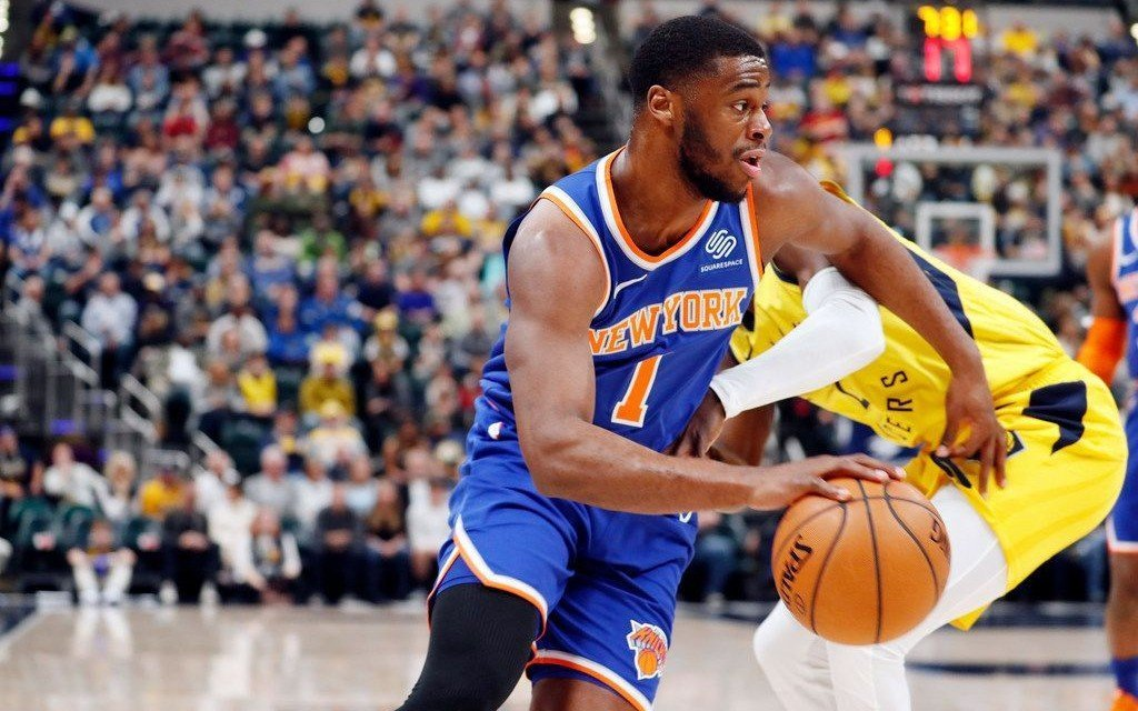 Emmanuel Mudiay's Big Night vs. Suns