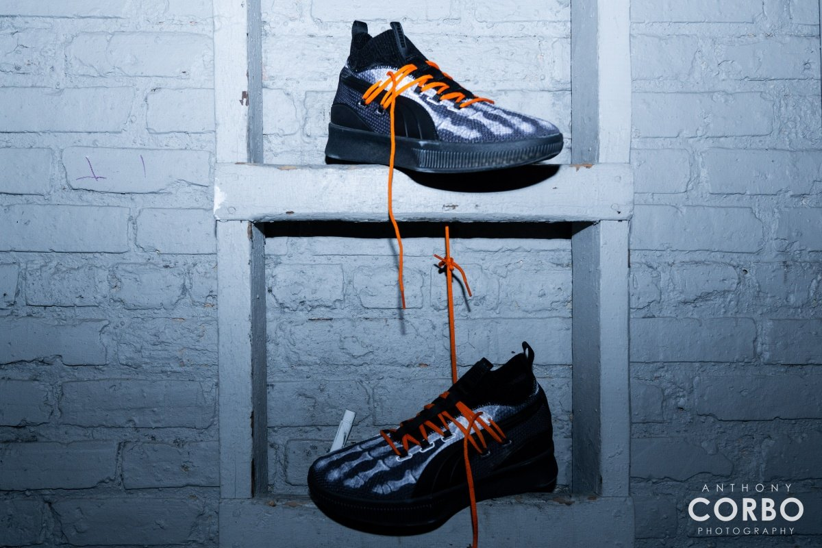 new concept 7e806 d5acc An In-Depth Look at the PUMA Basketball 'X-Ray' | The Knicks ...