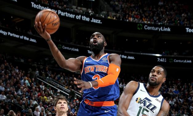 Knicks Brutalized, Demolished by Jazz; Writer Struggles to Make Post Riveting