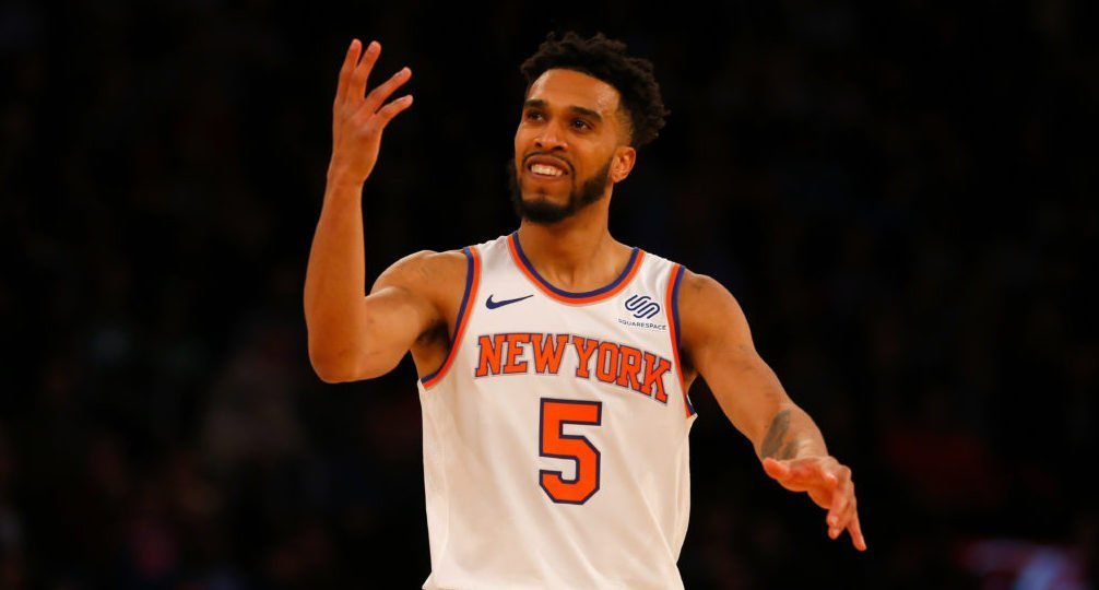 Courtney Lee's Self-Imposed G League Sentence a Benefit to Team, Veteran