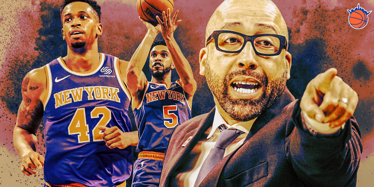 Starting or Sitting: What Do the Knicks Do With Their Veterans?