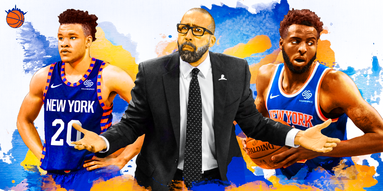 Checking in on the 'Fiz Kids' — How Are the Knicks' Draft Picks Doing?