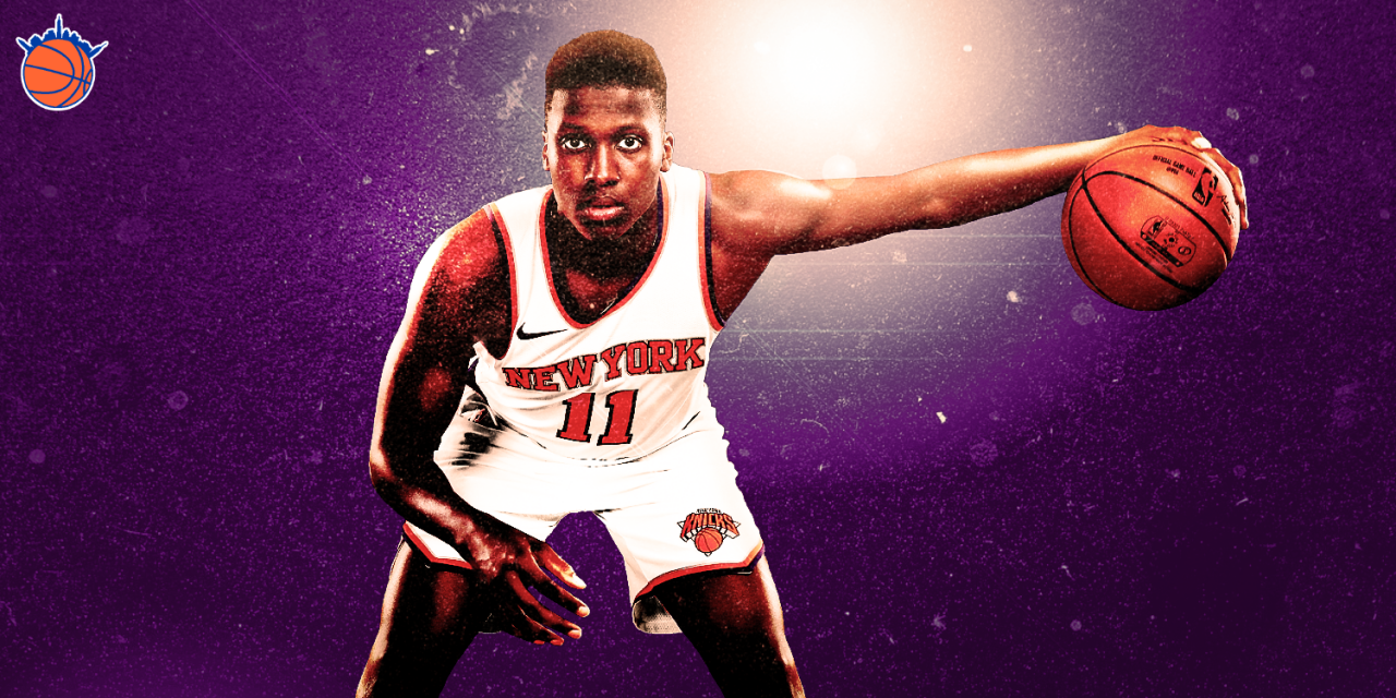Optimizing Frank: Which Lineups Can Bring Out the Best in Ntilikina?