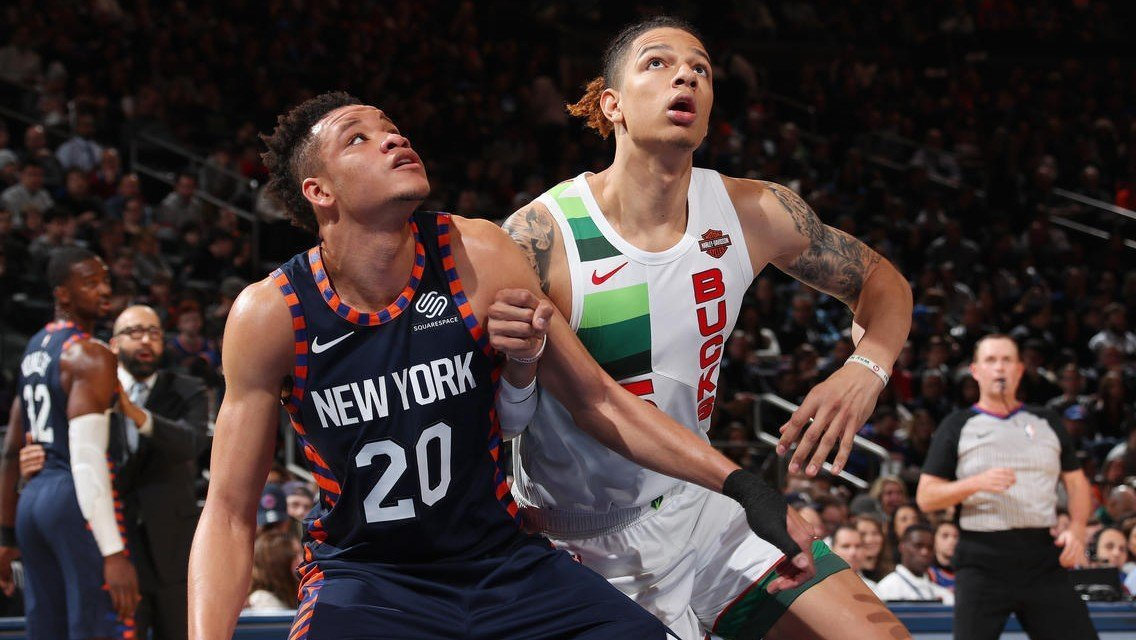 Knicks Seek Revenge From Bucks After Christmas Blunder